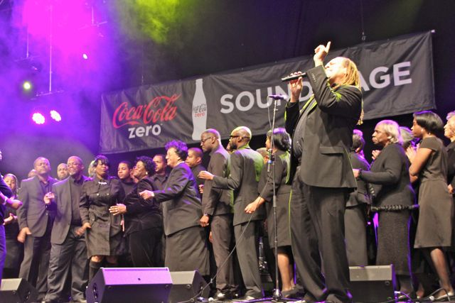 2015 CIAA Gospel Celebration