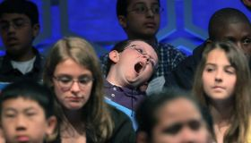 Students Compete In Annual National Spelling Bee