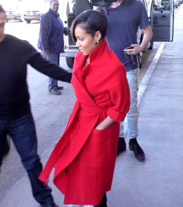Celebrity Sightings In Los Angeles - January 28, 2016