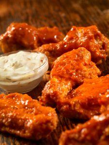 Buffalo Hot Chicken Wings