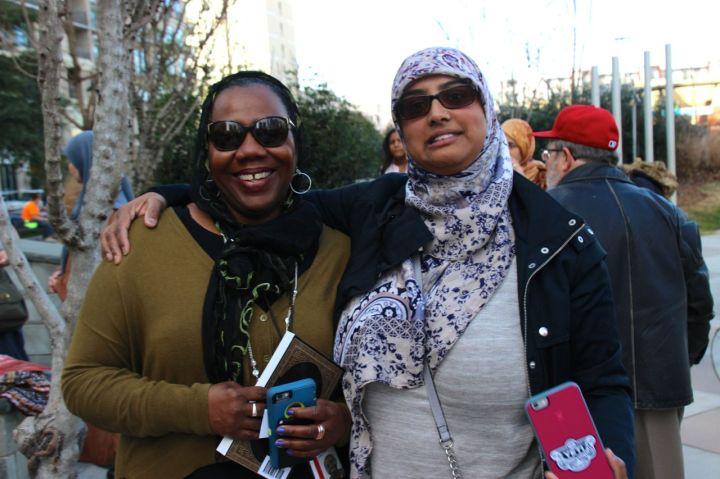 World Hijab Day Rally (Photos)