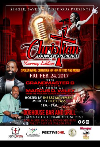 Christian Lounge Experience