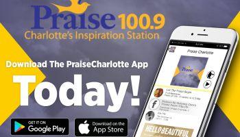 Praise Charlotte App Graphics
