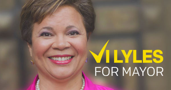 The Committee to Elect Vy Lyles for Mayor