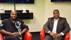 Ron Holland And Minister Corey Muhammad