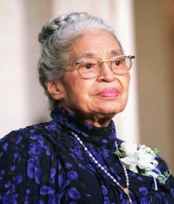 Rosa Parks gets Congressional Gold Medal