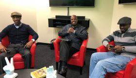 Ron Holland, Rev Travis Newkirk, Rev. Theo Schaffer