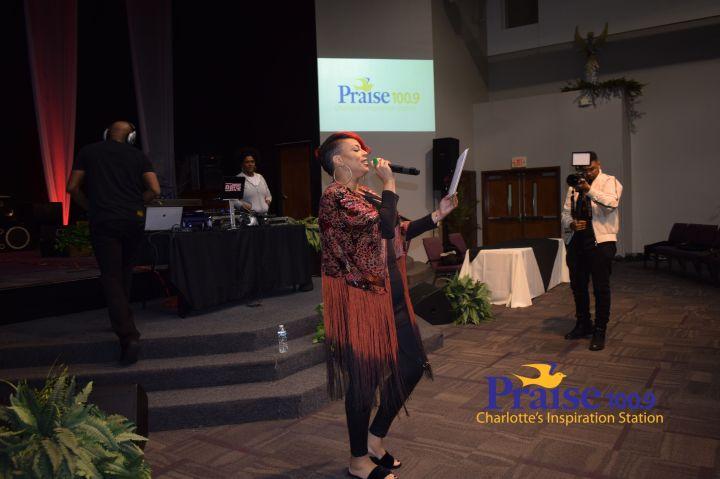 Darlene McCoy Live Broadcast At The Rock Worship Center
