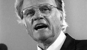 Religion - Billy Graham - Westminster Central Hall, London