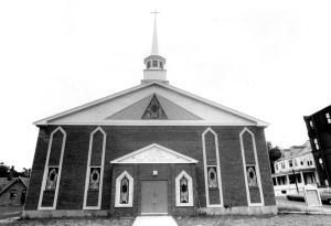 St. John's Baptist Church In Boston