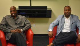 Ron Holland & Marvin Walker