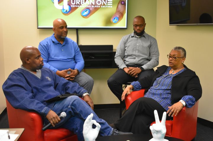 Community Voices With Ron Holland Guests