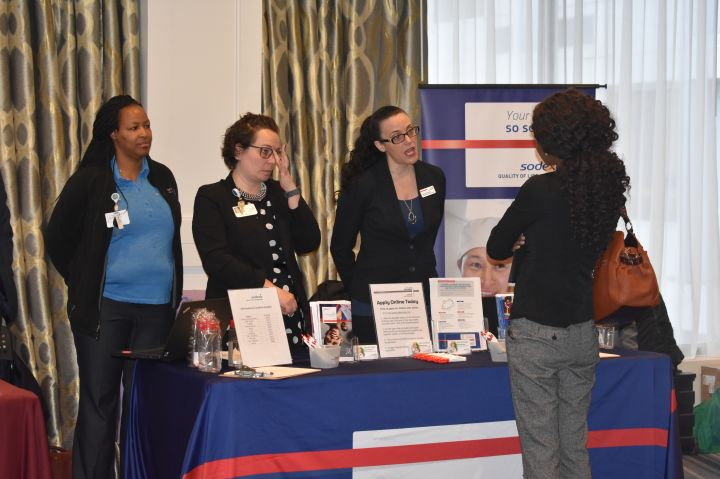 Radio One Charlotte's Diversity Career Fair