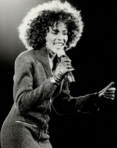 Whitney Houston...