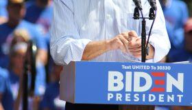Biden for President Rally in Philadelphia