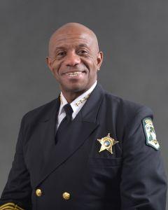 SHERIFF GARRY L. McFADDEN
