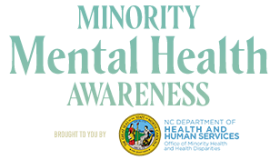 Local: Minority Mental Health Awareness Campaign - NC Division of Mental Health REVISED_RD Charlotte_July 2020