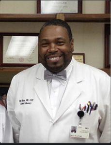 Dr. William F. Alleyne II, MD, FCCP