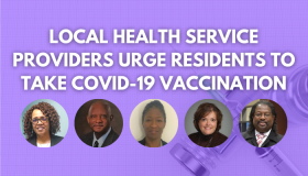 Local Charlotte Health Officials