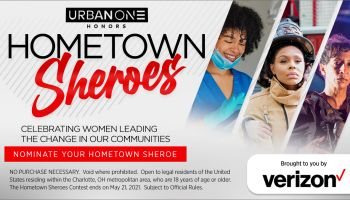 Charlotte Nominate Your Hometown Shero As We're Celebrating Women Leading Change In Our Communities!