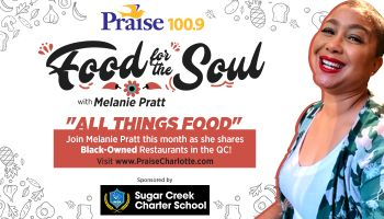 Food for the Soul - Sugar Creek Sponsorship