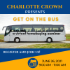 Get On The Bus with Charlotte Crown Black REA