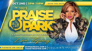 Praise in the Park- Kierra Sheard Kelly & Friends