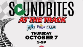 Soundbites At The Track